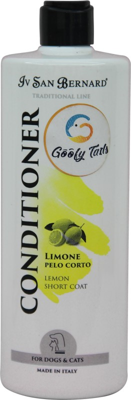 Goofy Tails IV SAN Bernard Conditioner For Dog Lemon Short Coat Pet Conditioner(500 ml)