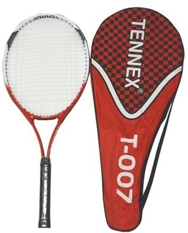 Tennex red Taekwondo Racket(1)