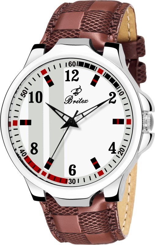 Britex BT7113 Non-Swiss Made Regular Day Quartz Analog Watch - For Men