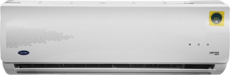 Carrier 1 Ton 3 Star Split AC - White(12K 3 Star Ester Neo (F001) / 12K 3 Star Fixed Speed R32 ODU (F001), Copper Condenser)