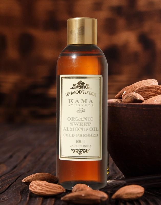 Kama Ayurveda Organic Sweet Almond Oil(100 ml)