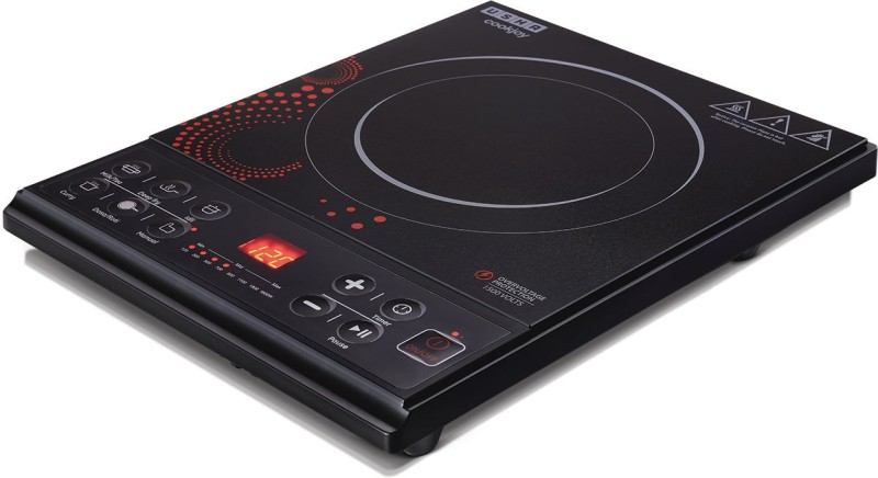 Usha Cook joy 3616 Induction Cooktop(Black, Push Button)