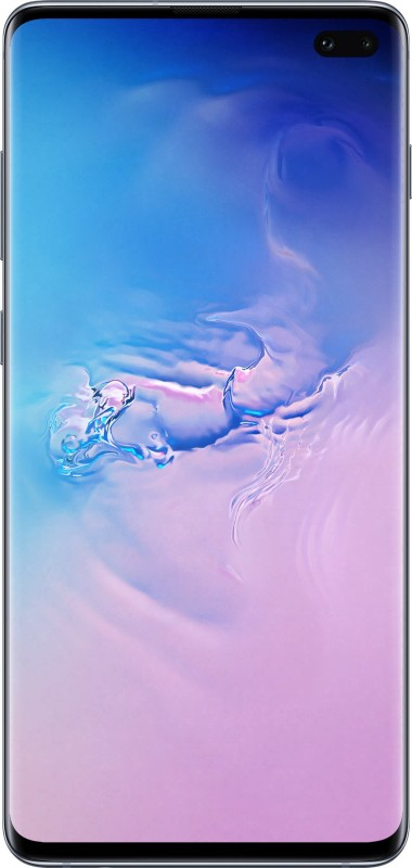 Samsung Galaxy S10 Plus (Prism Blue, 128 GB)(8 GB RAM)