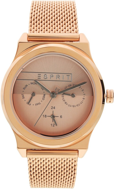 Esprit ES1L077M0065 Analog Watch - For Women