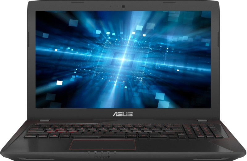 Asus Asus FX Core i5 7th Gen - (16 GB/1 TB HDD/Windows 10 Home/4 GB Graphics) FX553VD-DM752T Gaming Laptop(15.6 inch, Black, 2.5 kg)
