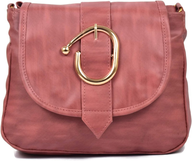 Ferishta Pink Sling Bag