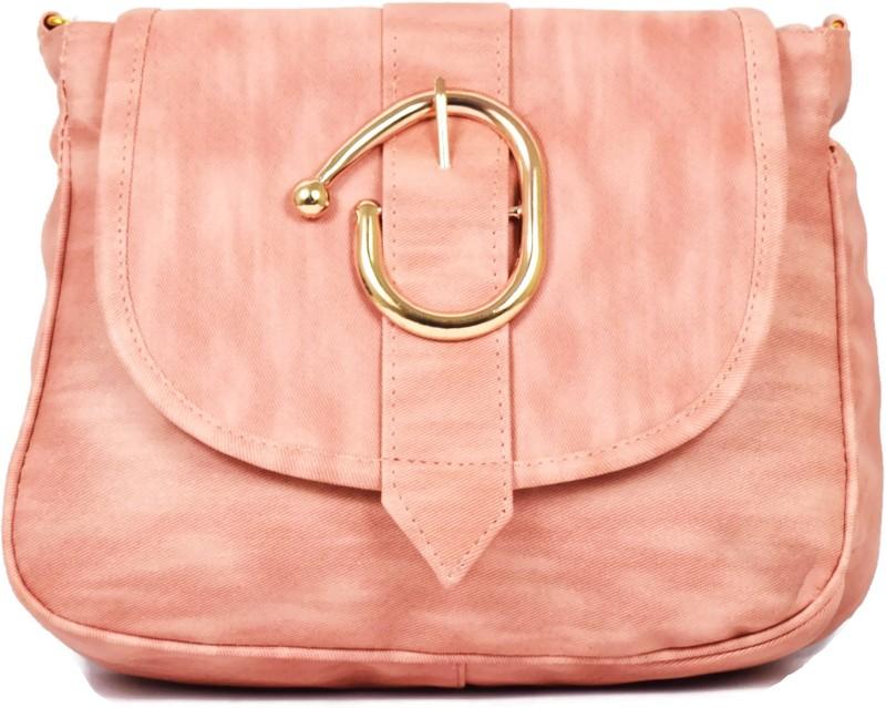 Ferishta Orange Sling Bag