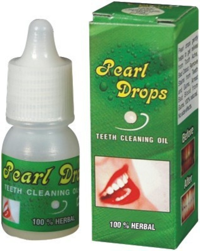 pearl drops PDC 001 Teeth Whitening Liquid(5 ml)