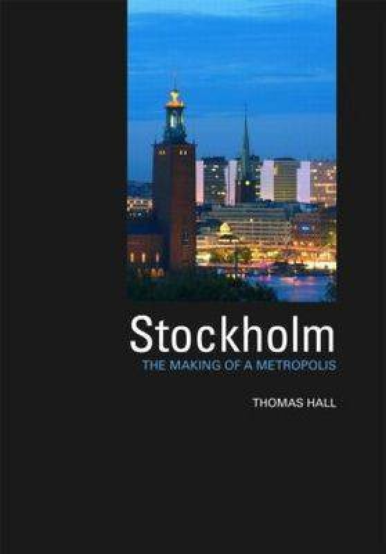 Stockholm(English, Hardcover, Hall)