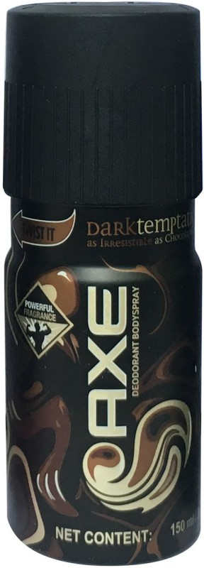 AXE DARK TEMPTATION( PACK OF 1) Deodorant Spray - For Men(150 ml)