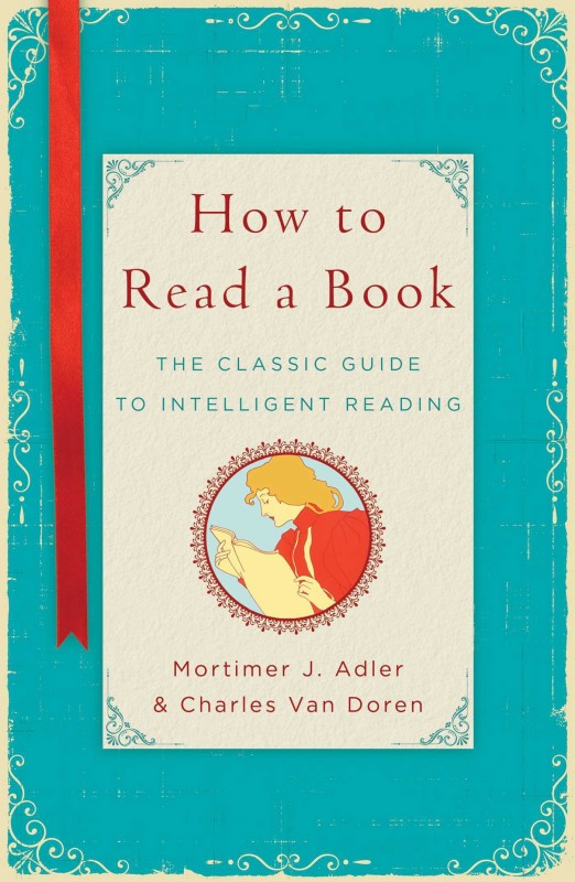 How to Read a Book(English, Hardcover, Adler Mortimer J)