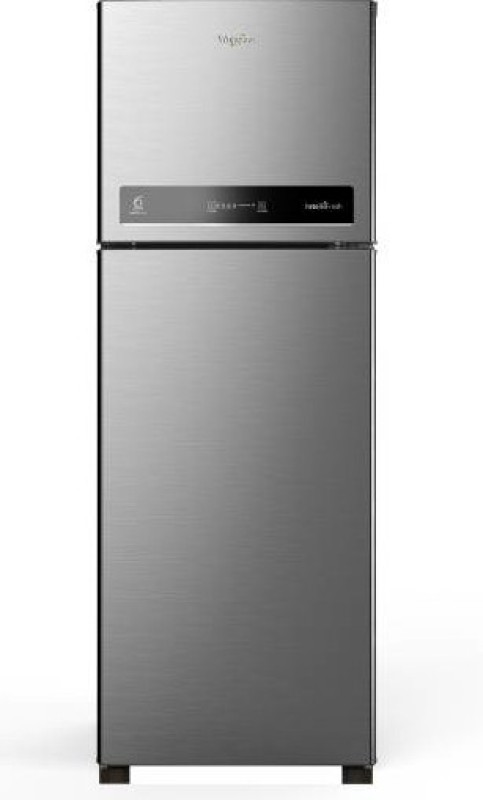 Whirlpool 265 L Frost Free Double Door 4 Star (2019) Refrigerator(Magnum Steel, IF INV 278 ELT Magnum Steel (4S))