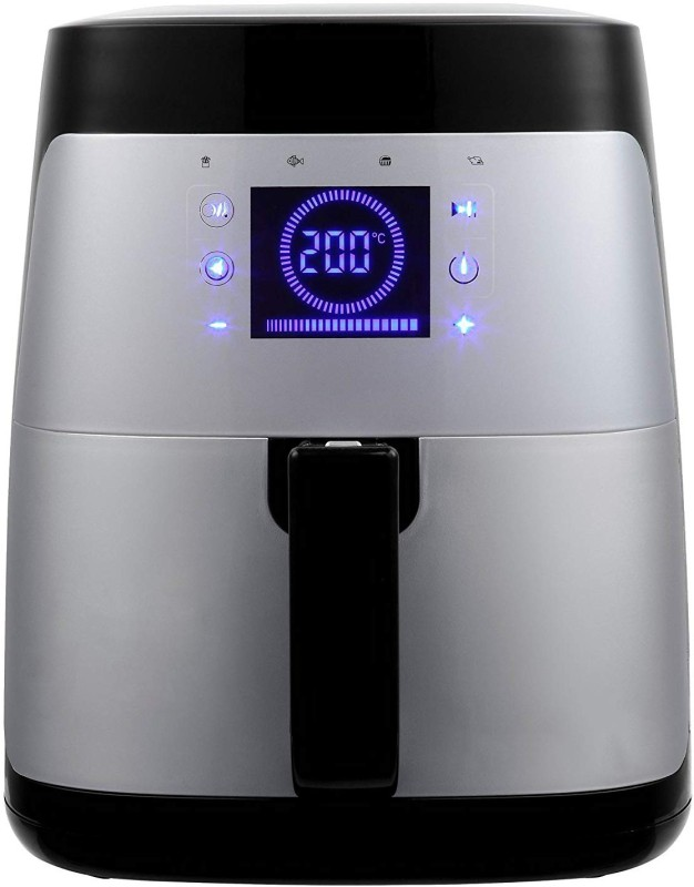 BMS Lifestyle 2.5 Liters Up To 200 ° C 1400 Watt LED Display Air Fryer(2.5 L)