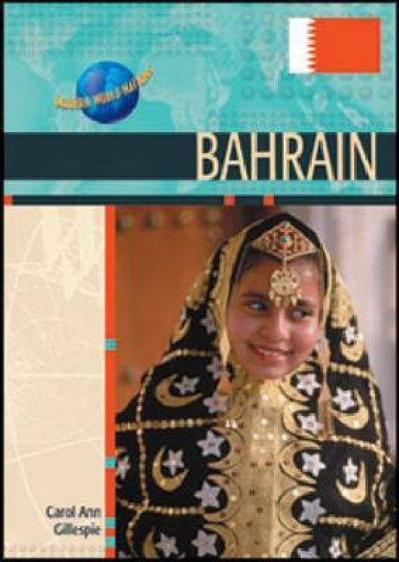 Bahrain(English, Hardcover, Gillespie Carol Ann)