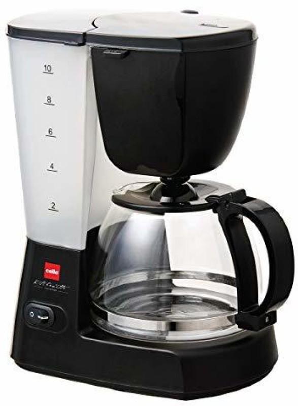 Cello Infusio 200 10 Coffee Maker(Black)