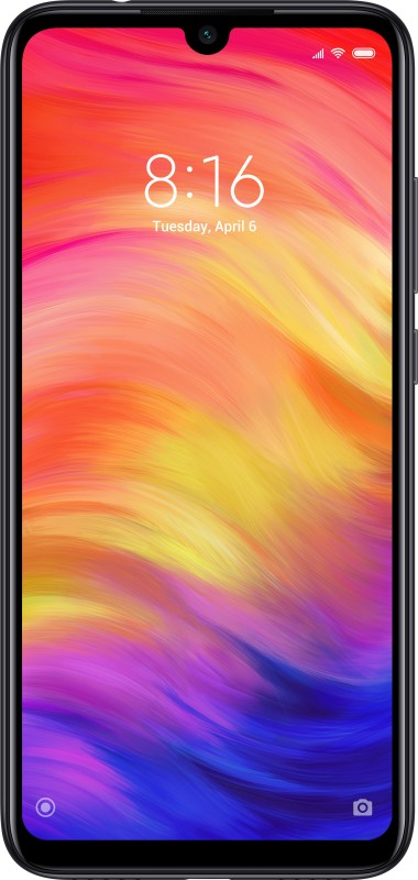 Redmi Note 7 Pro (Space Black, 128 GB)(6 GB RAM)