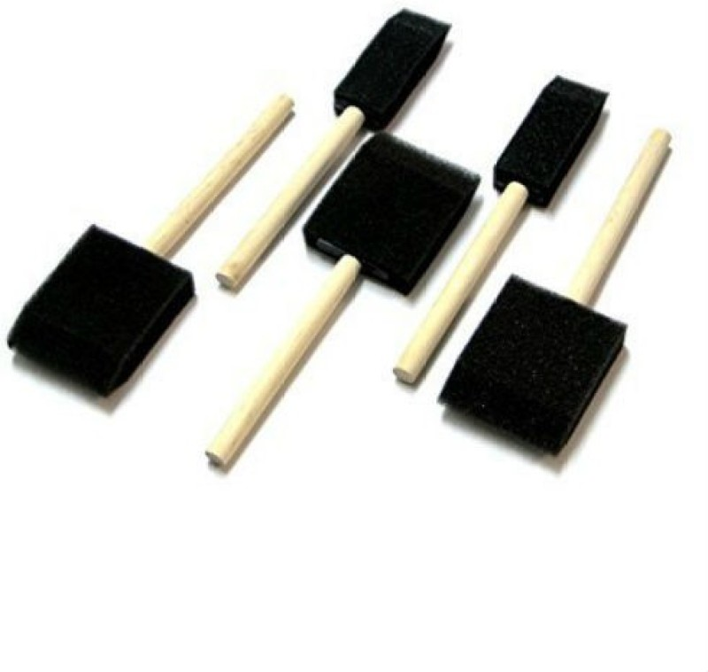 Zahuu PSAH-1157 Painting Sponge Brush(Pack of 5)