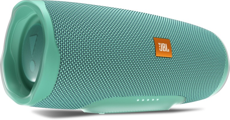 JBL CHARGE4 Portable Bluetooth Party Speaker(Teal, Stereo Channel)