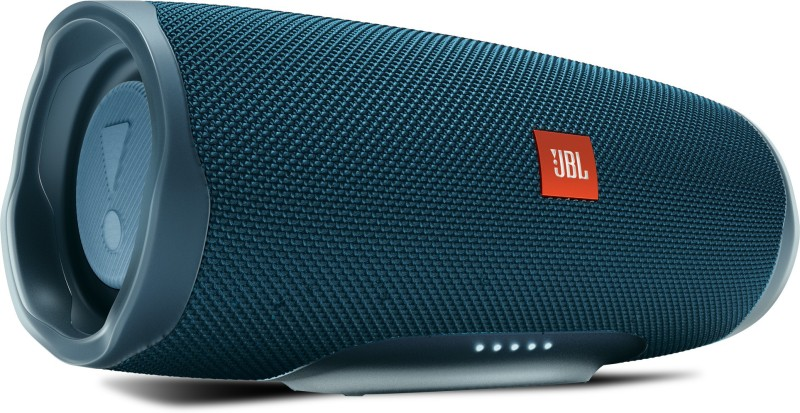 JBL CHARGE4 Portable Bluetooth Party Speaker(Blue, Stereo Channel)