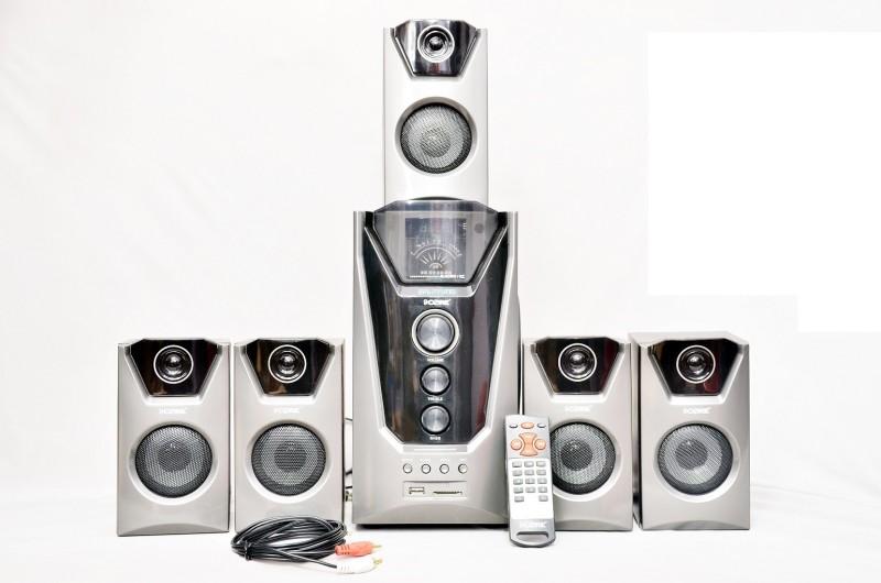 9 CORE MACRO HT-1212 5.1 Home Cinema(BLUETOOTH,USB,AUX,FM,MMC CARD)