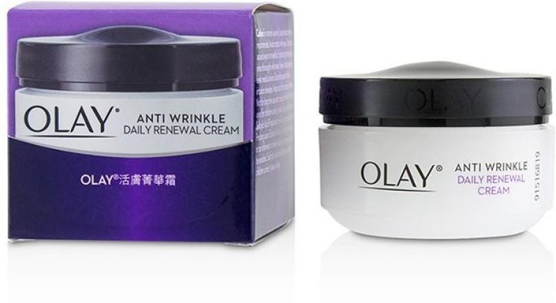 Olay Anti Wrinkle Daily Renewal Cream_3783(50 g)