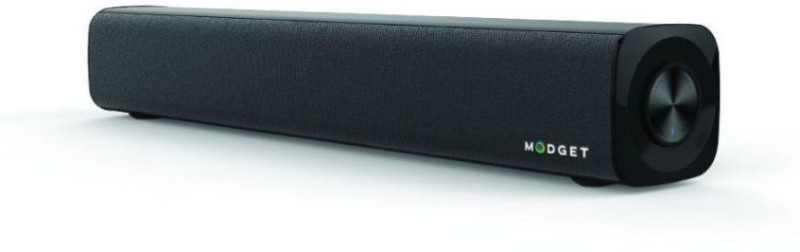 MODGET MOG111BT 20 W Bluetooth Soundbar(Black, 2.0 Channel)