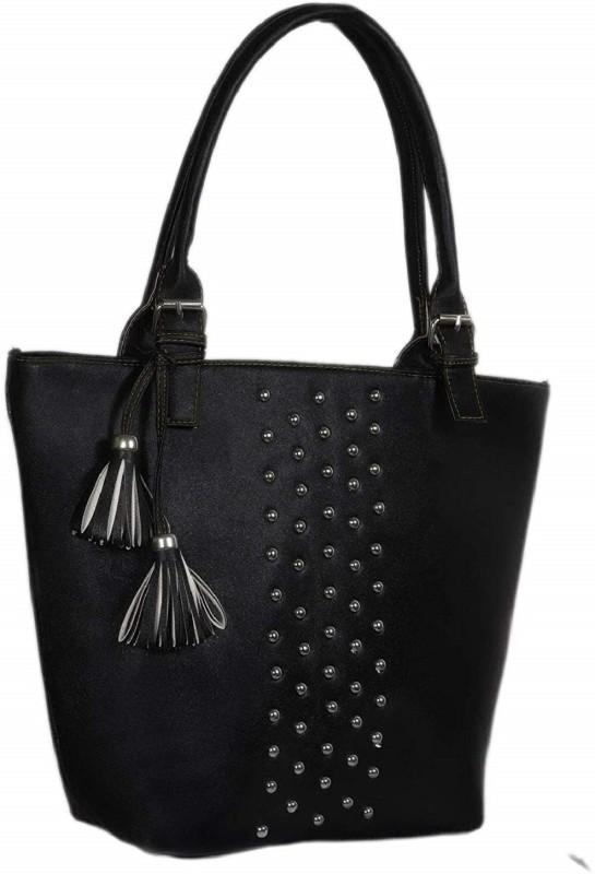 rita fashion Women Black Hand-held Bag