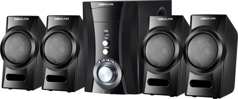 Oshaan CMPM 15 (4.1 BT) Bluetooth Multimedia 4.1 Home Cinema(Multimedia Home Theatre System)