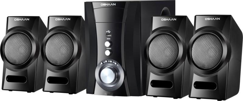 Oshaan CMPM 15 (4.1 BT) Bluetooth 4.1 Home Cinema(Multimedia Home Theatre System)