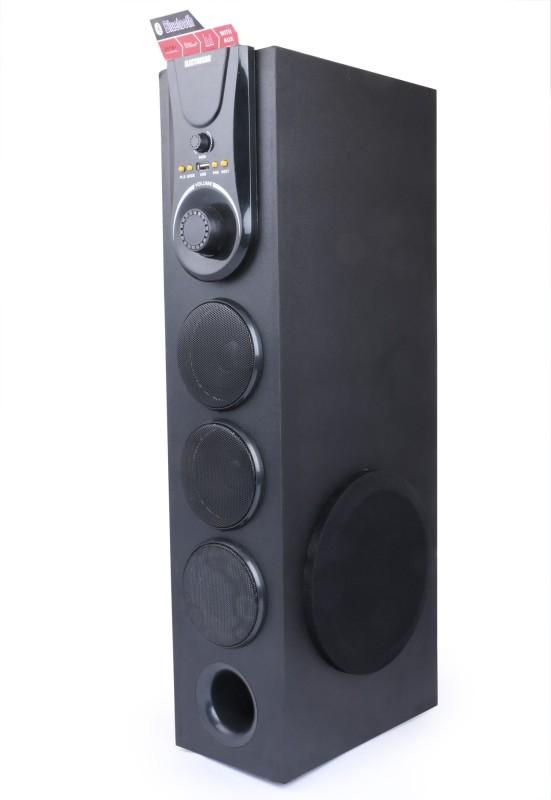 electrosac engineering Dj Tower Speaker Bluetooth Home theater system Multimedia Speaker, AUX ,USB,FM Supported 4.1 Tower Speaker(usb, fm, aux, bluetooth)