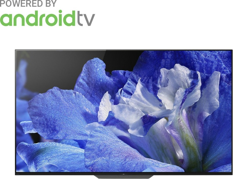 Sony 163.9cm (65 inch) Ultra HD (4K) OLED Smart Android TV(KD-65A8F)