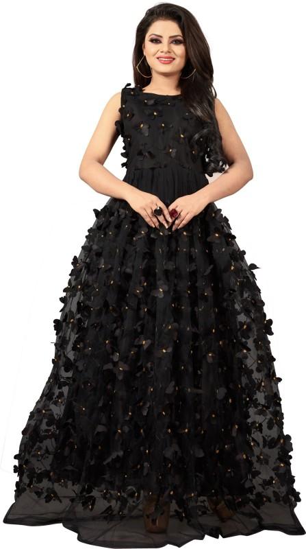3Buddy Fashion Ball Gown(Black)