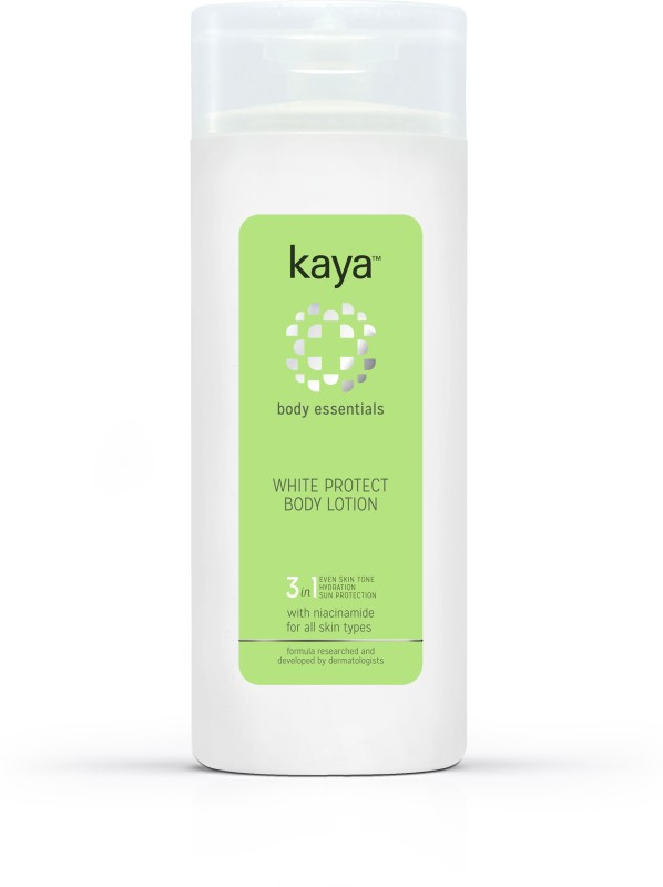 Kaya Clinic WHITE PROTECT BODY LOTION(100 ml)