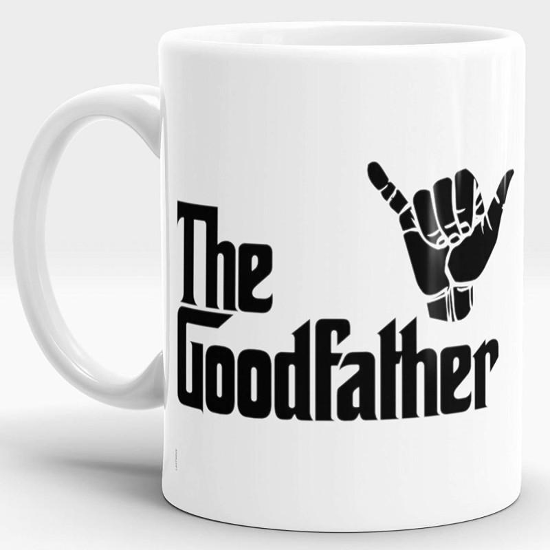 LASTWAVE Fathers Day The Godfather 2 11oz Ceramic Coffee Ceramic Mug(325 ml)