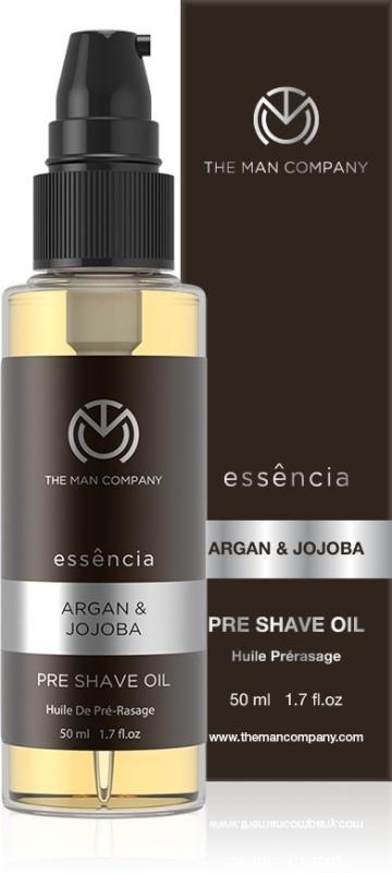 The Man Company Argan & Jojoba Shave Oil(50 ml)