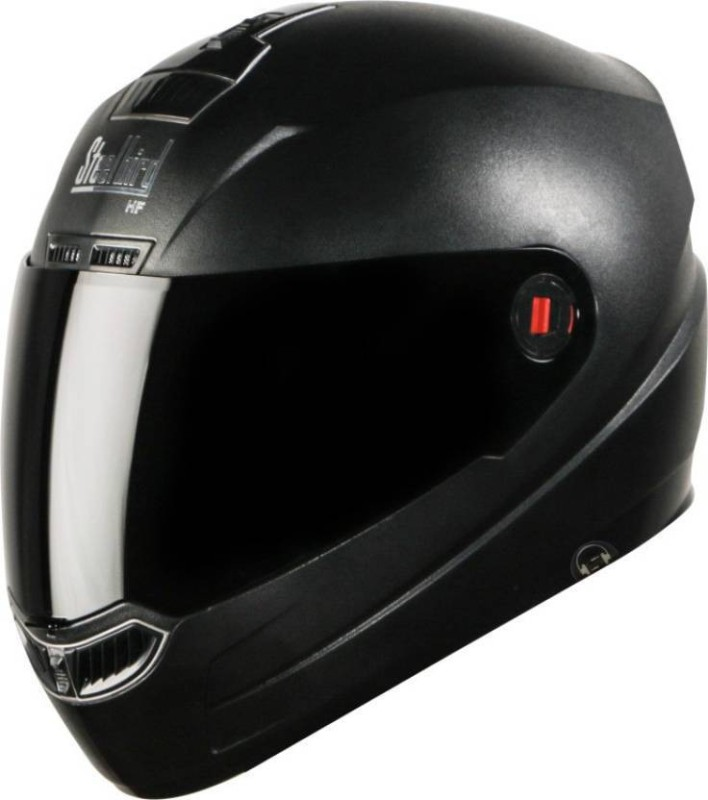 Steelbird AIR SBA 1 HF Hands Free ( BLACK) Size-58 Cm Motorbike Helmet(Black)