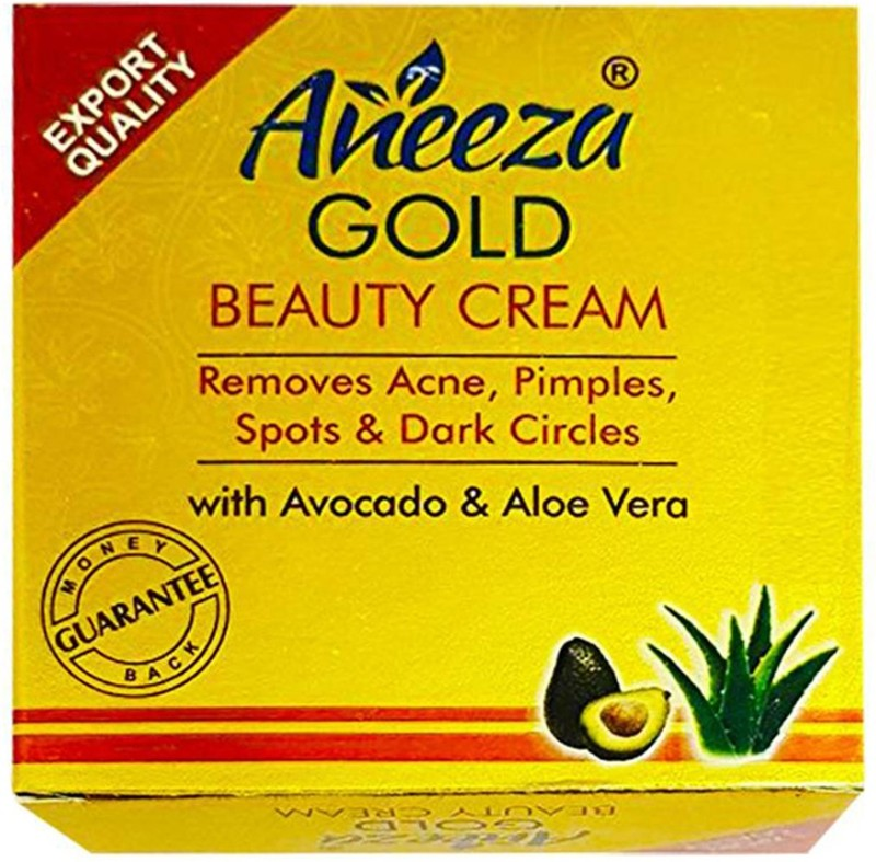 ANEEZA GOLD BEAUTY CREAM 100% ORIGINAL(30 g)