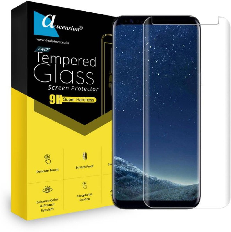 Ascension Tempered Glass Guard for Samsung Galaxy S9 Plus(Pack of 1)