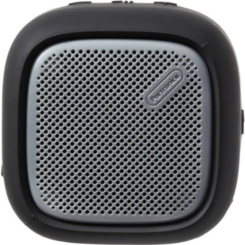 Portronics POR-939 Bounce Portable Bluetooth Speaker with FM (Black) 5 W Bluetooth Speaker(Black, Stereo Channel)