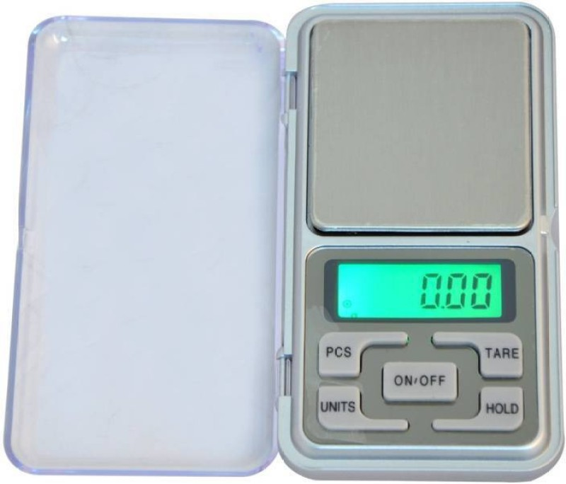 SHOPEE Pocket Scale :Digital 0.1G To 500G For Kitchen Jewelry Weighing Scale Weighing Scale(White)