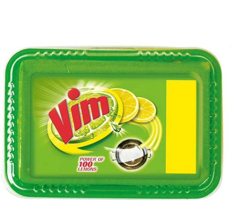 vim anti smell bar green pack 500 gm tub Dishwash Bar(500 g)