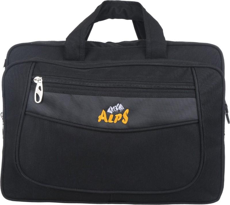Alps Men Black Messenger Bag