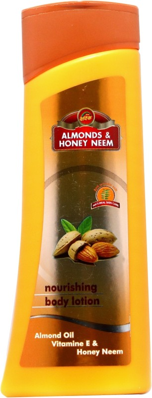 Pal Herbals PAL VEDIC ALMONDS AND HONEY NEEM BODY LOTION(100 ml)