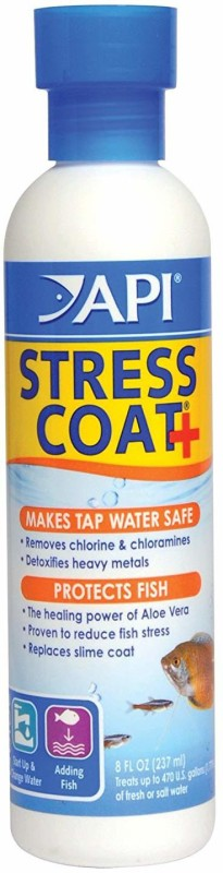 api STRESS COAT plus 237 ml Pet Conditioner(237 ml)