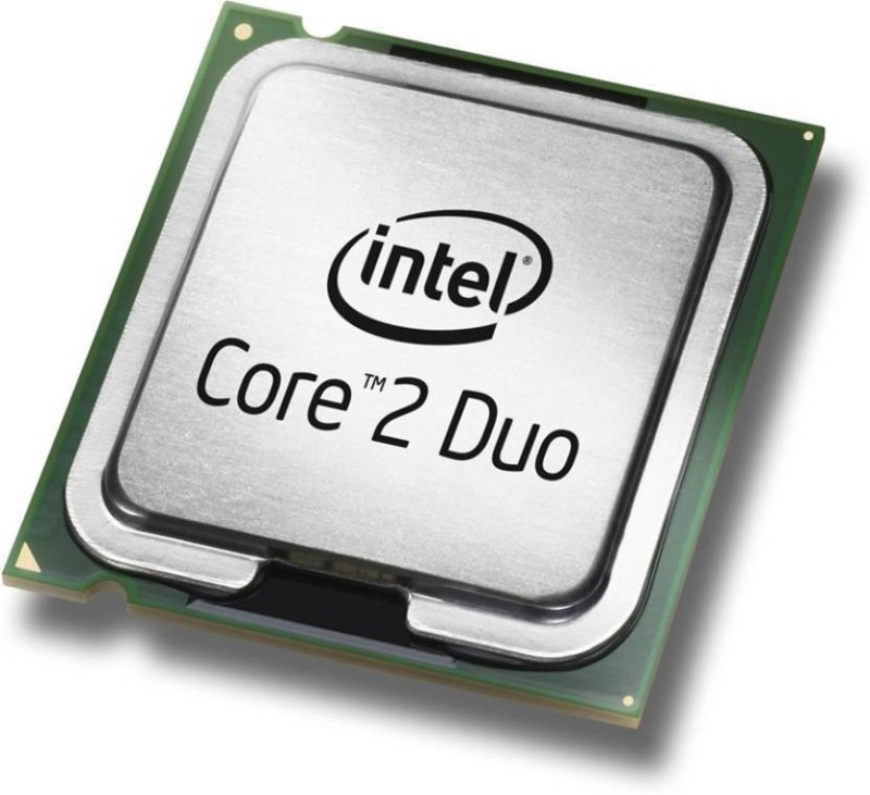 Intel 2.93 GHz LGA 775 CORE 2 DUO E7500 Processor(Light Grey)