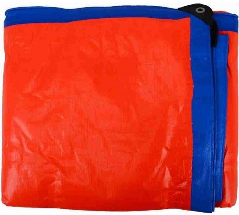 Vilayatiya Fashion VF128SBTS 12x8 Rain Sheet(Orange)