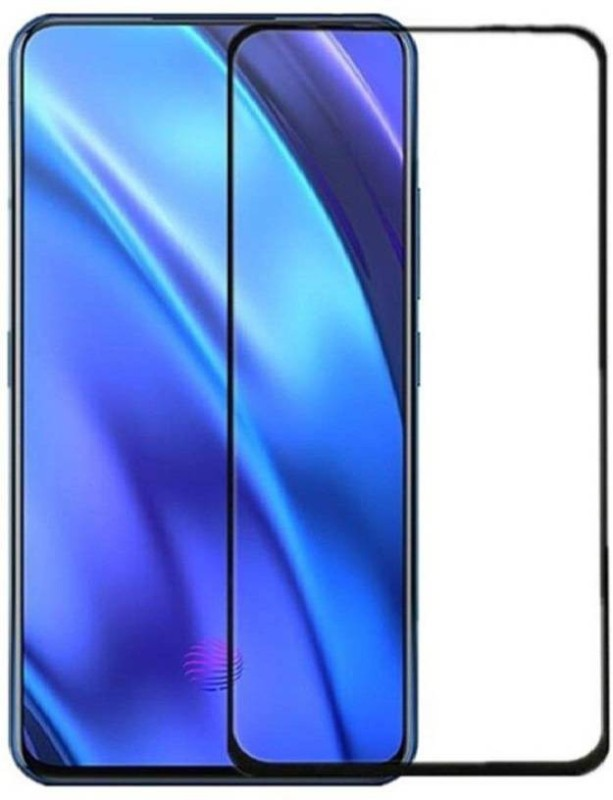 EASYBIZZ Edge To Edge Tempered Glass for Oppo F11 Pro(Pack of 1)