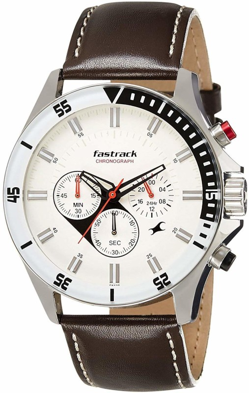 Fastrack 3072SL01 Analog Watch - For Men