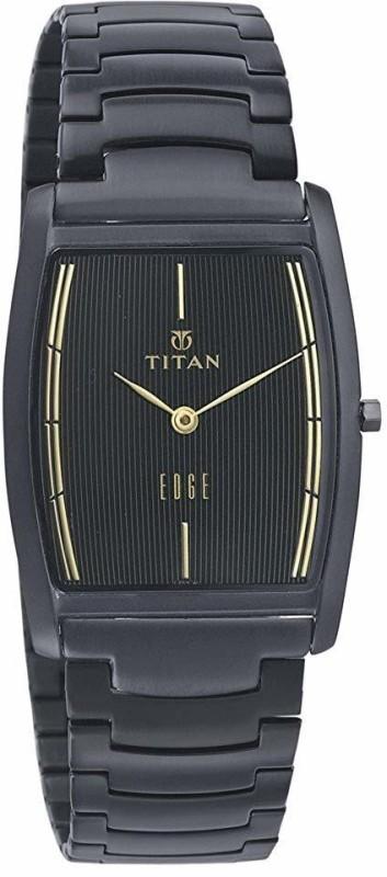 Titan NH1044NM01 Edge Analog Watch - For Men