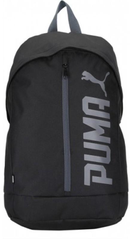 Puma PIOR 18.5 L Laptop Backpack(Black)